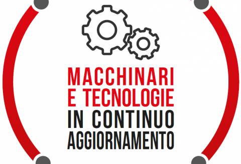 Tecnologia all'avanguardia